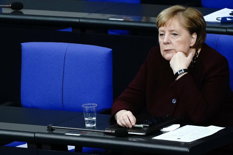 Merkel appelliert an Gemeinschaftsgefühl der Menschen im Kampf gegen Corona-Pandemie