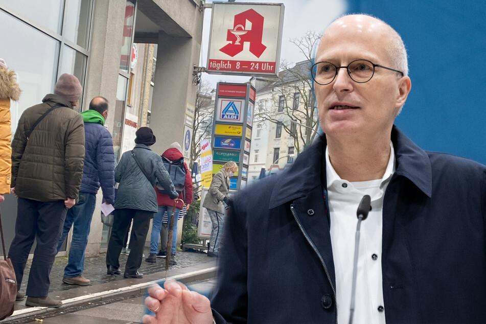 Corona-Lockdown: Hamburg fährt das öffentliche Leben herunter