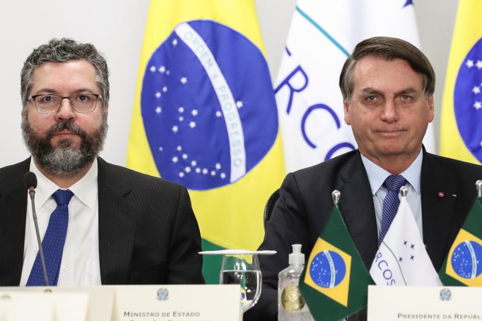 Brasiliens Präsident Jair Bolsonaro mit Coronavirus infiziert