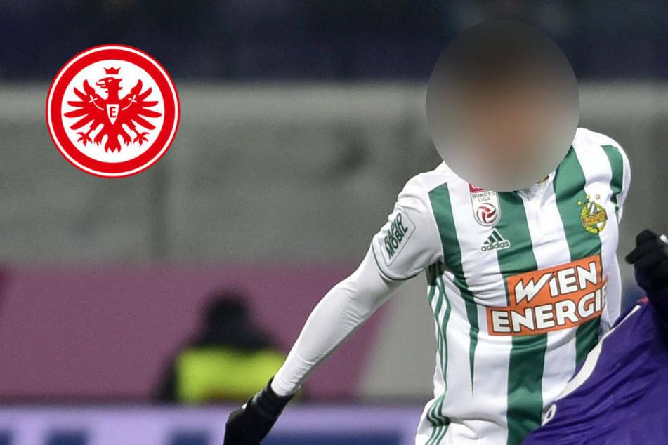 Transfer-Knaller: Eintracht Frankfurt will ablösefreien Ösi-Star an den Main holen