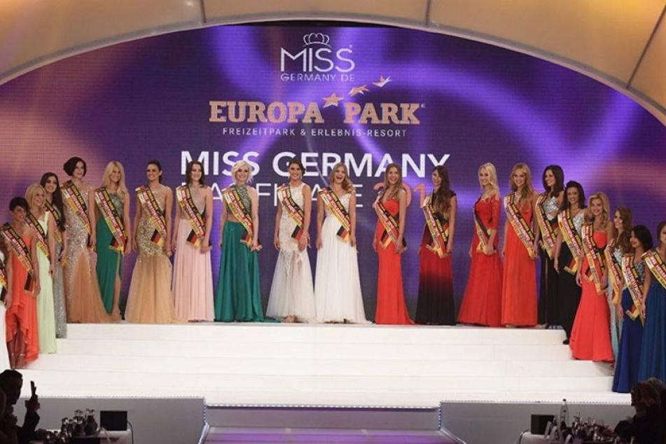 Blutdruck bei Miss Sachsen: Vor der Show musste der Arzt kommen
