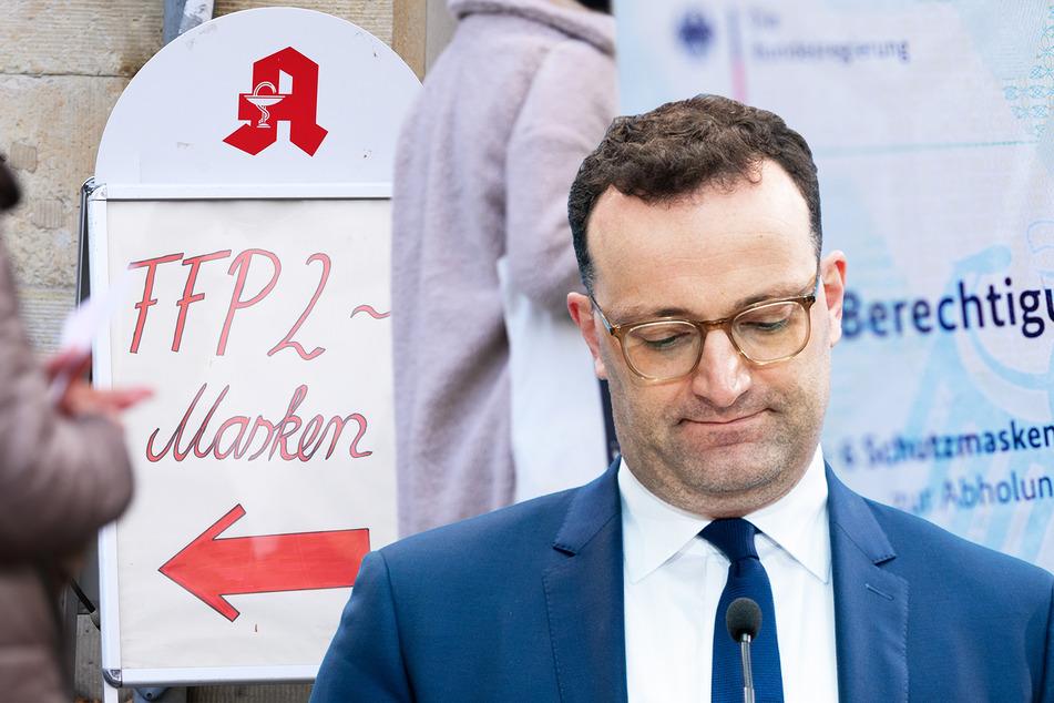 """""""Dumm und dämlich verdient"""": War Spahns Masken-Verteilung eine Steuer-Verschwendung?"""