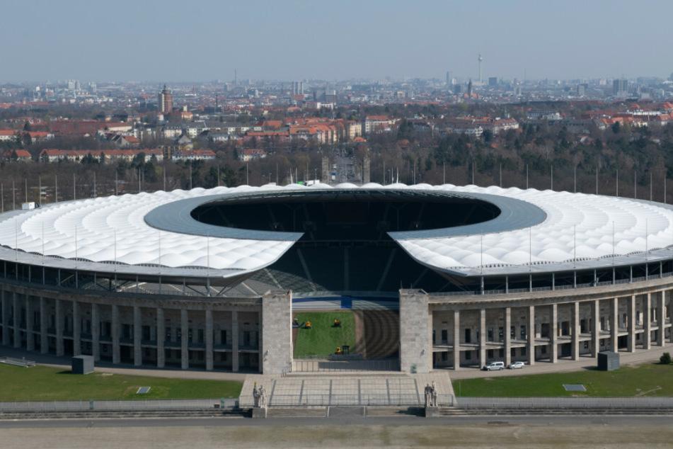 Das Berliner Olympiastadion bekommt ein neues Lichtkonzept.