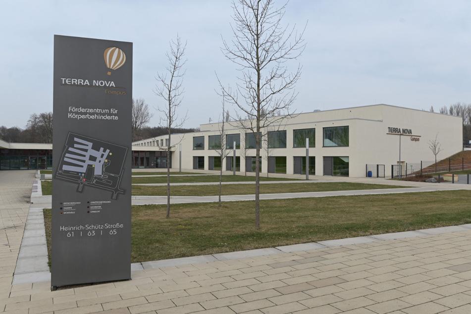 Am TerraNova-Campus in Chemnitz wurden 137 Lehrer, Betreuer und Schüler frühzeitig geimpft.
