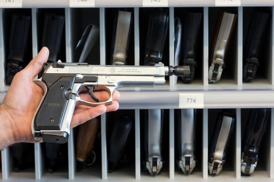 Chemnitzer horten immer mehr Waffen
