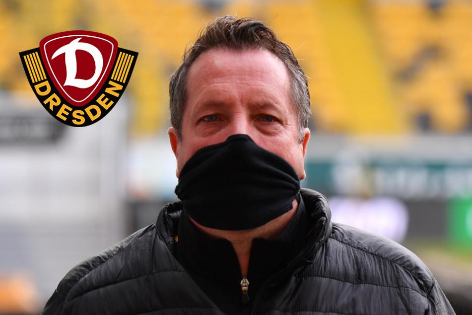 """Ab 1. April tägliche Schnelltests bei Dynamo: """"Sind ja froh, dass wir spielen können"""""""