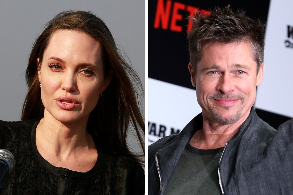 Streit ums Sorgerecht: Was ist schon wieder bei Brad Pitt und Angelina Jolie los?