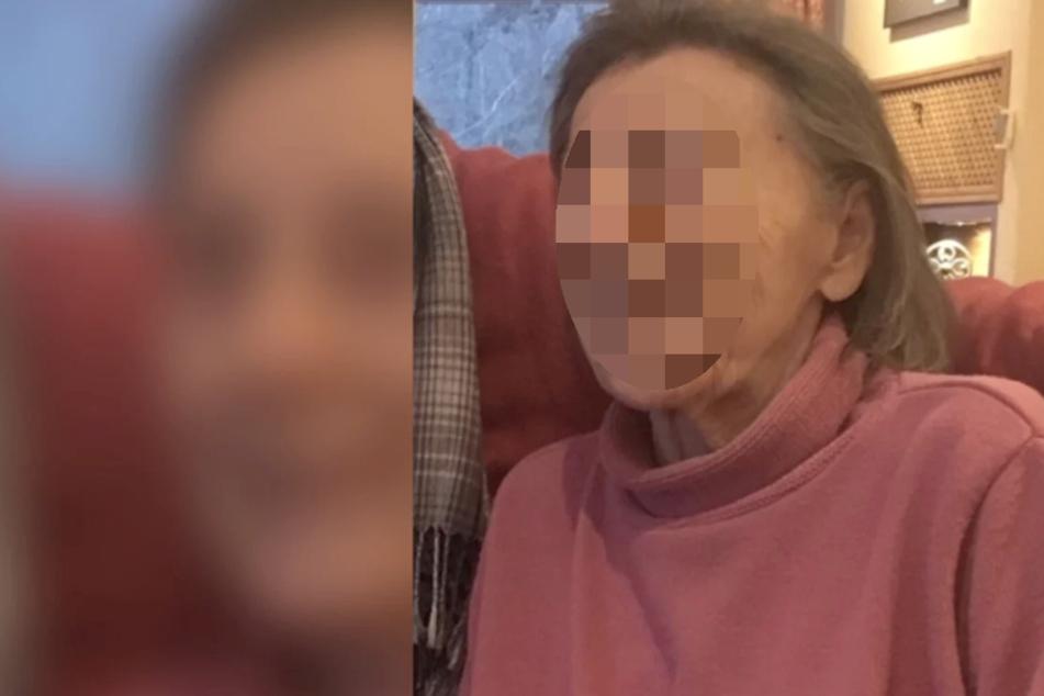 Seit Vatertag vermisst: Polizei sucht demenzkranke Frau (82)