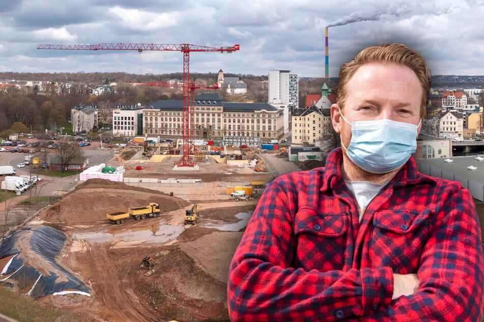 Chemnitz: Volksfeste brauchen Alternativen: Ist der Chemnitzer Hartmannplatz zu klein zum Feiern?