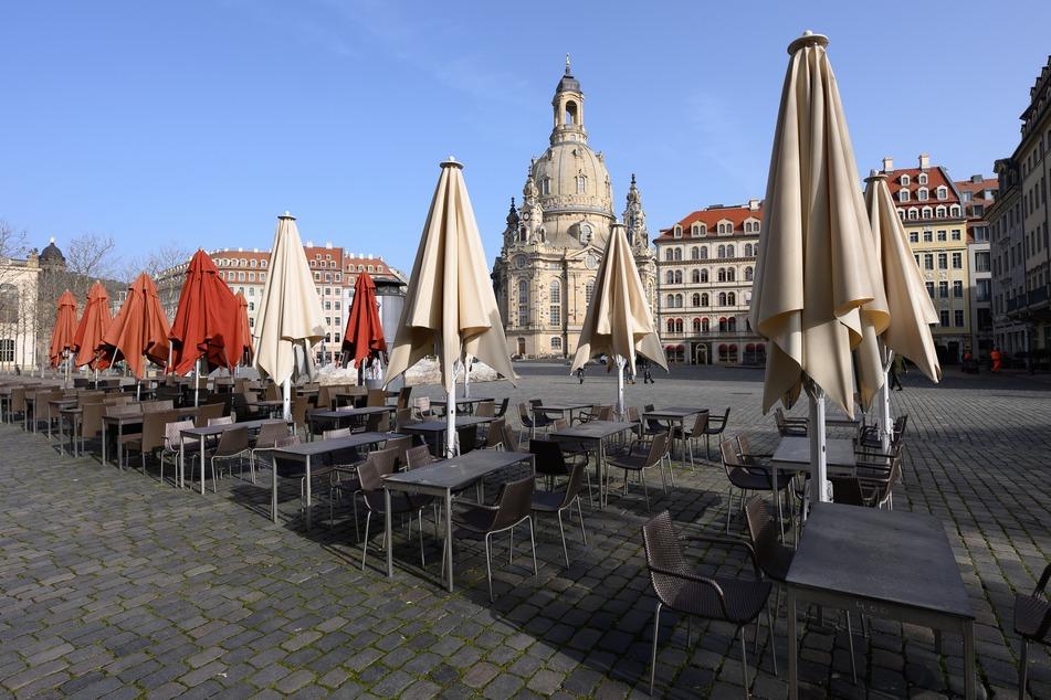 Kaum Aussichten auf Corona-Lockerungen in Sachsen