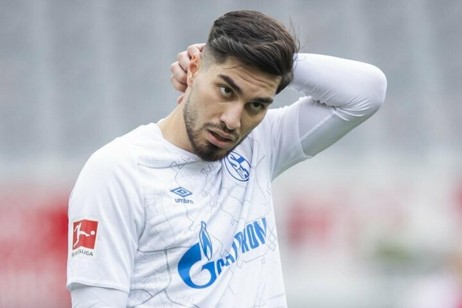 Suat Serdar (24) erhält bei Hertha künftig die Rückennummer 8.