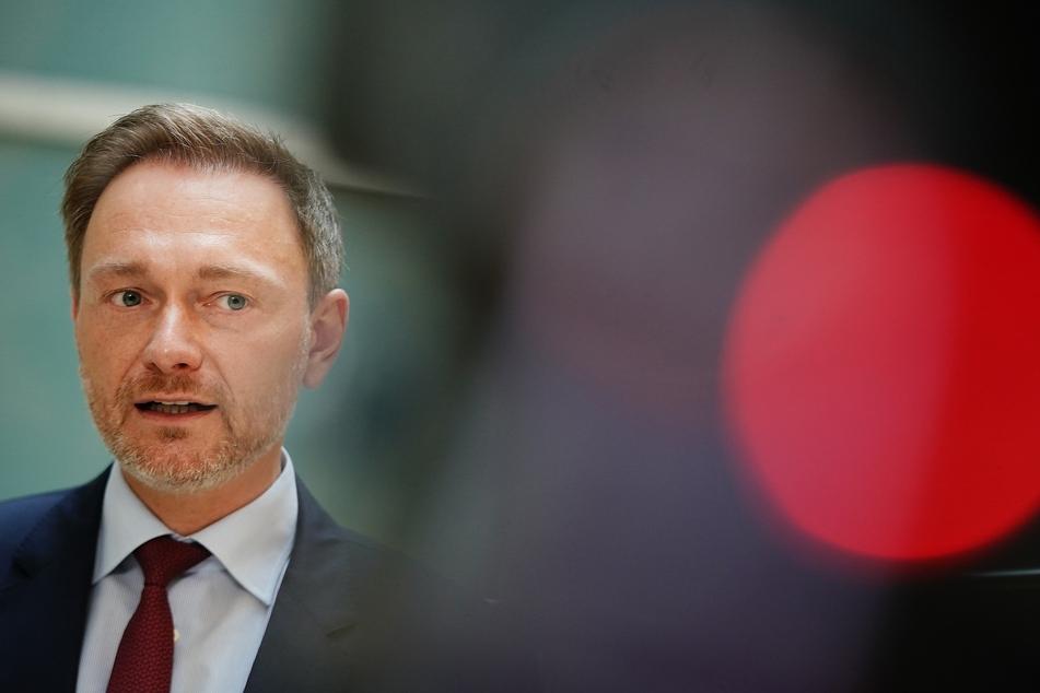 Christian Lindner (42), Fraktionsvorsitzender und Parteivorsitzender der FDP.