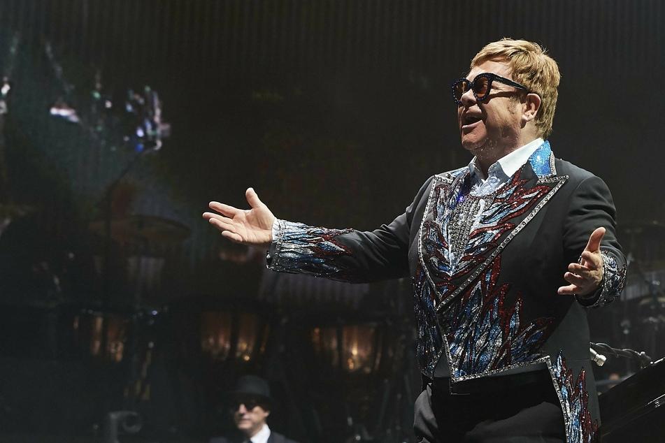 Elton John announces huge project featuring Dua Lipa, Nicki Minaj, and more!