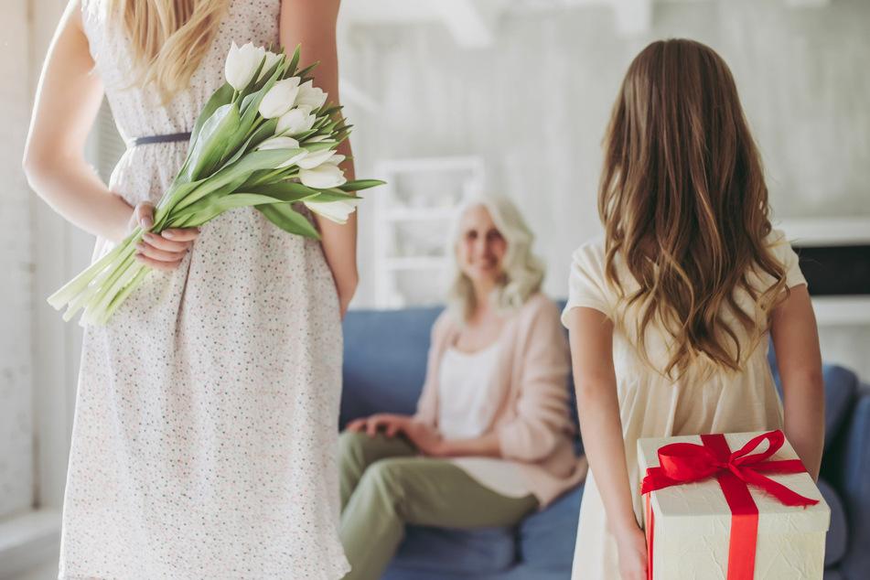 Morgen ist Muttertag! Die besten Last-Minute-Geschenkideen