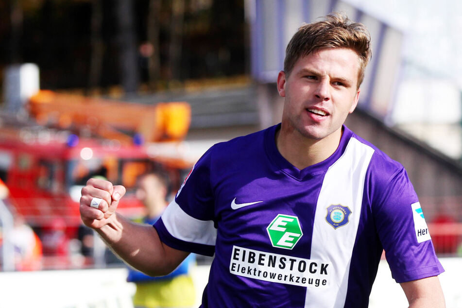 Ex-Aue-Flitzer Guido Kocer schießt sein Team im Spitzenspiel zum Sieg!