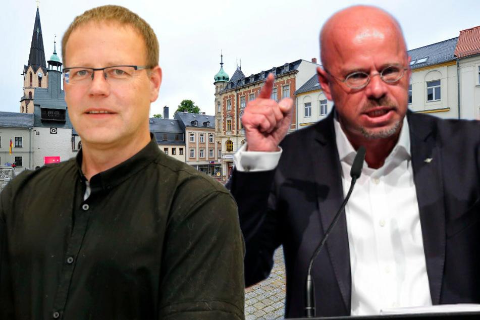 Polizeigewerkschaft tobt: Chemnitzer Polizist will mit Rechtsaußen demonstrieren