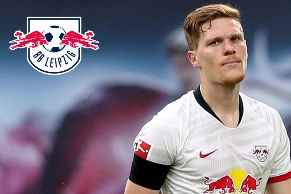 """Halstenberg vor Verlängerung bei RB Leipzig: """"Fühle mich pudelwohl"""""""