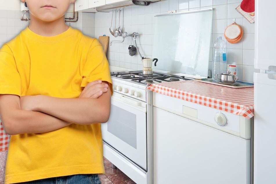 """""""Es hätte alles brennen können"""": Junge (8) verhindert Flammen-Inferno in Mehrfamilienhaus"""
