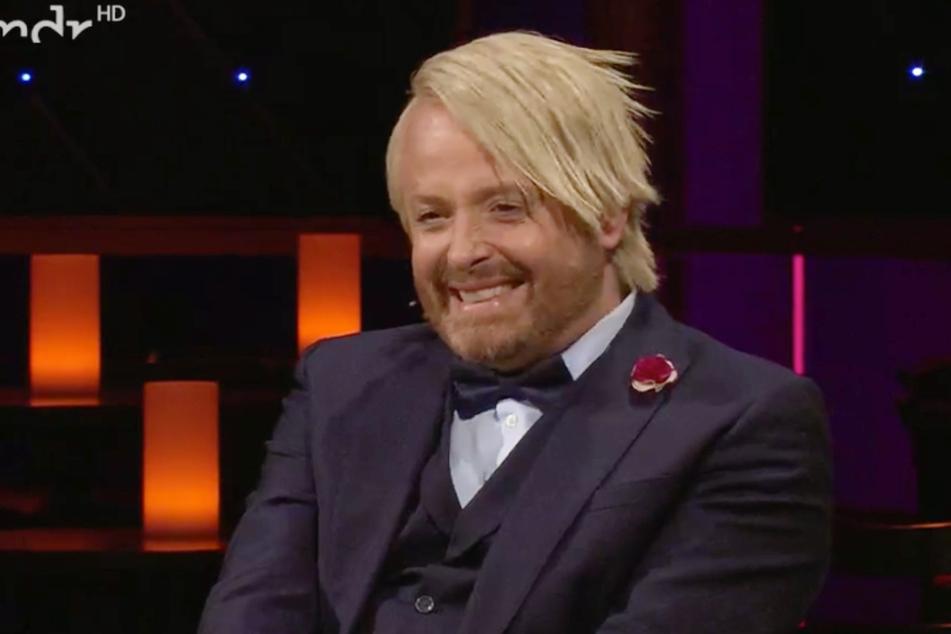"""Ross Antony (46) begeisterte zuletzt bei """"The Masked Singer"""" das Publikum. Nun war er im Riverboat zu Gast."""