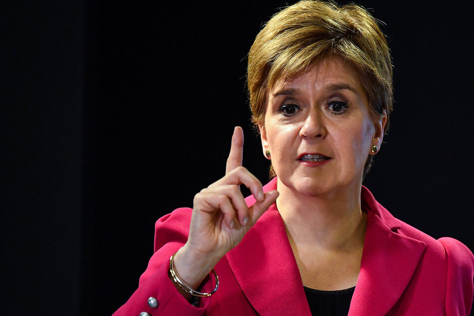 First Minister of Scotland Nicola Sturgeon hoped that Trump would eventually accept the election results.