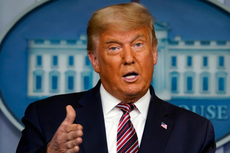 Donald Trump (74) muss sein Amt als US-Präsident 2021 an Joe Biden übergeben. Seine Filmrollen kann dem Machthaber aber keiner nehmen.