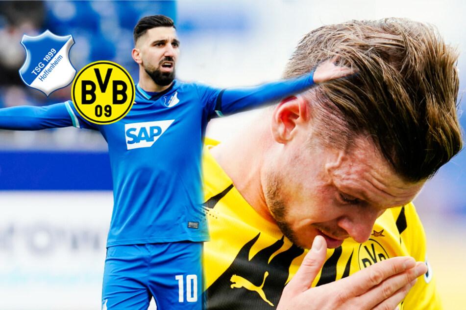 BVB quält sich in Hoffenheim zum Sieg: Macht der Fußball so noch Spaß?