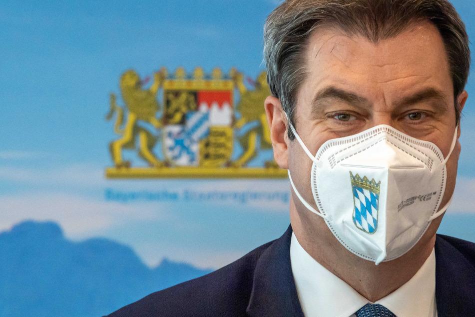 Wie geht es nun weiter? Markus Söder spricht im Landtag über Pandemie-Politik