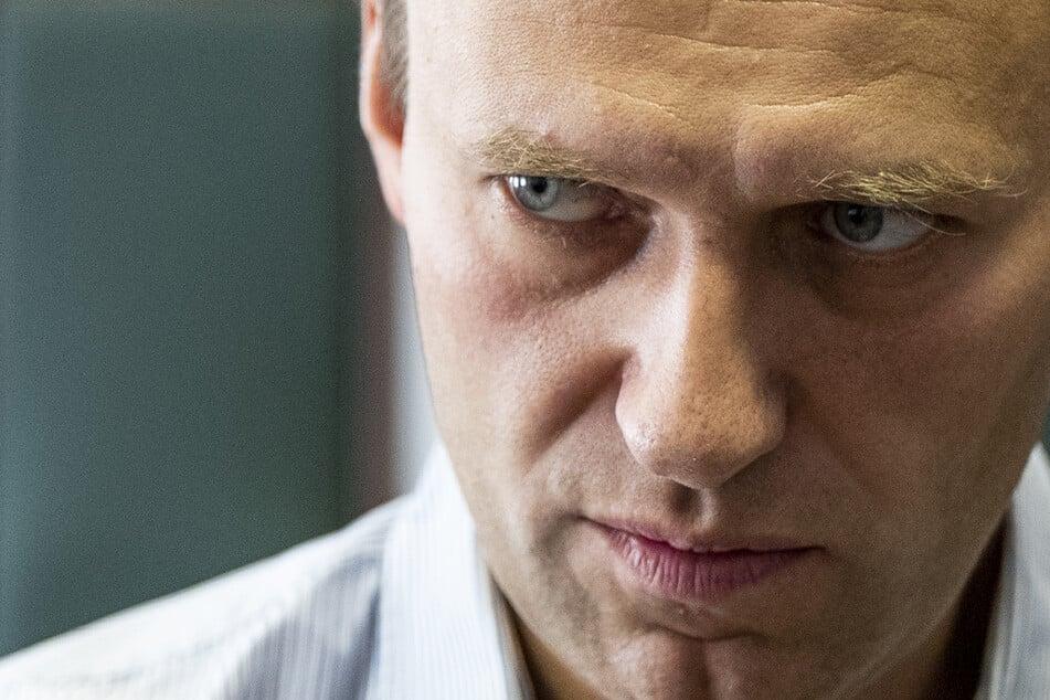 Der russische Oppositionsführer Alexej Nawalny (44).