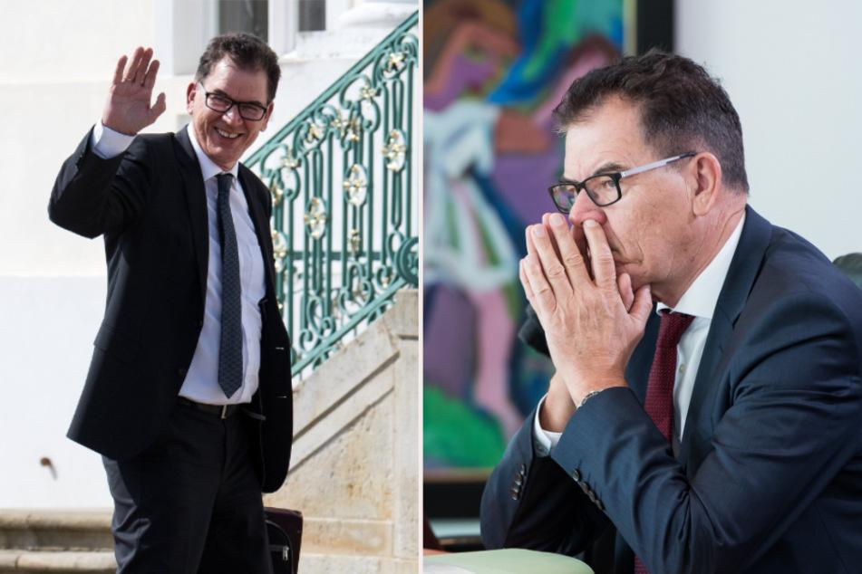 Überraschender Rückzug: Minister Müller verabschiedet sich aus Bundespolitik