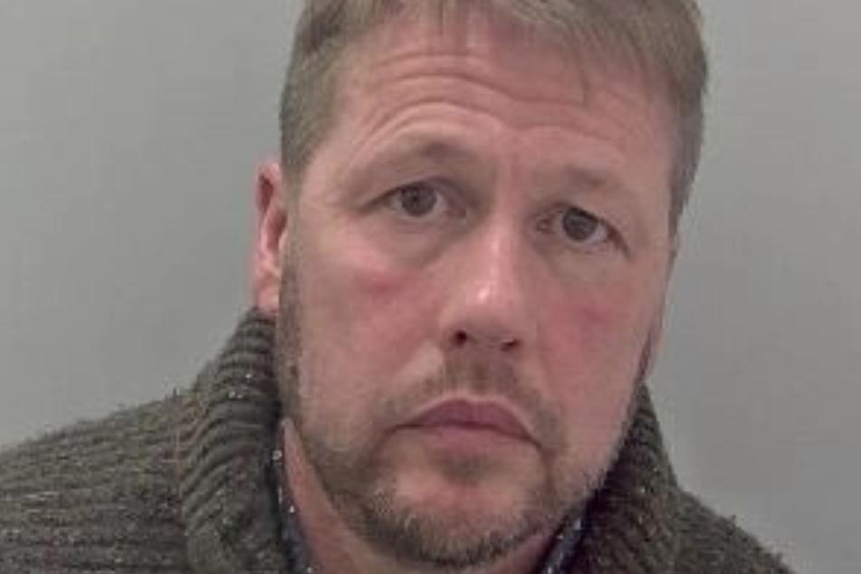 Richard Perrin (50) muss ins Gefängnis und gilt für den Rest seines Lebens als Sexualstraftäter.
