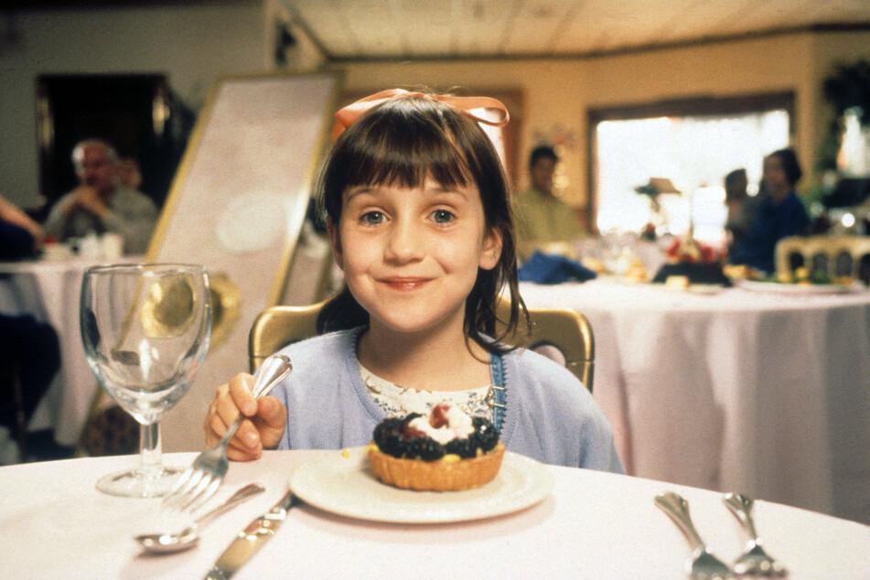 Mara Wilson spielte damals die kleine Matilda.