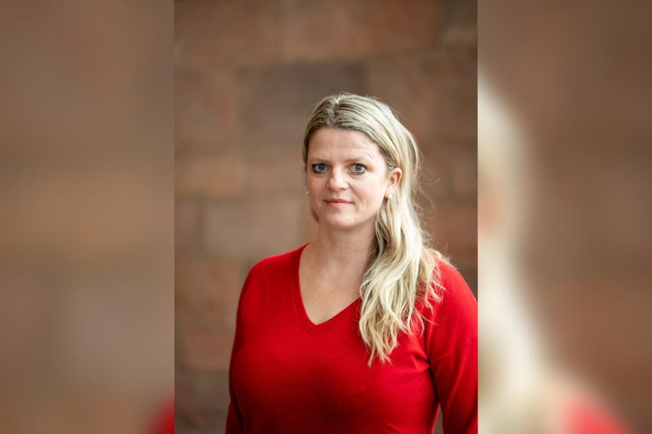 Linken-Politikerin Susanne Schaper (43) befürwortet den barrierefreien Umbau von Schulen.