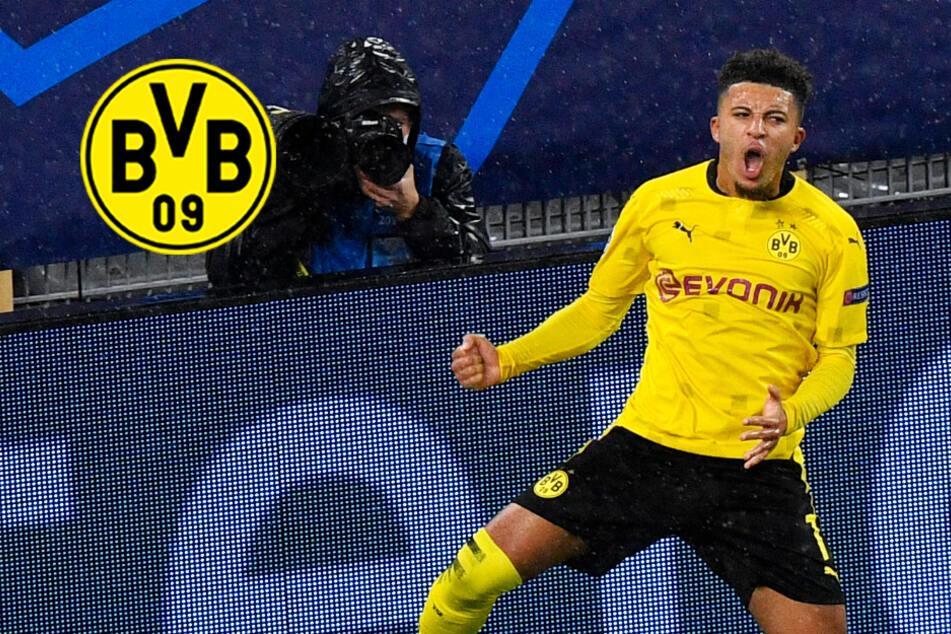 BVB quält sich gegen Zenit zum Sieg: Sancho und Haaland erlösen Dortmund!