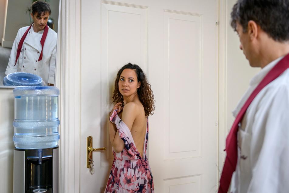 Wie wird Robert auf Vanessas Faupax reagieren?