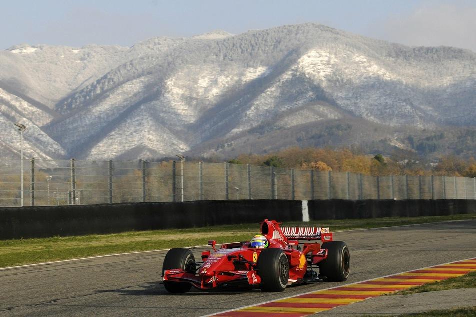 Felipe Massa auf der Mugello-Strecke. (Archivbild)