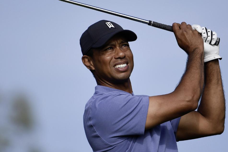 Tiger Woods (44). (Archivbild)