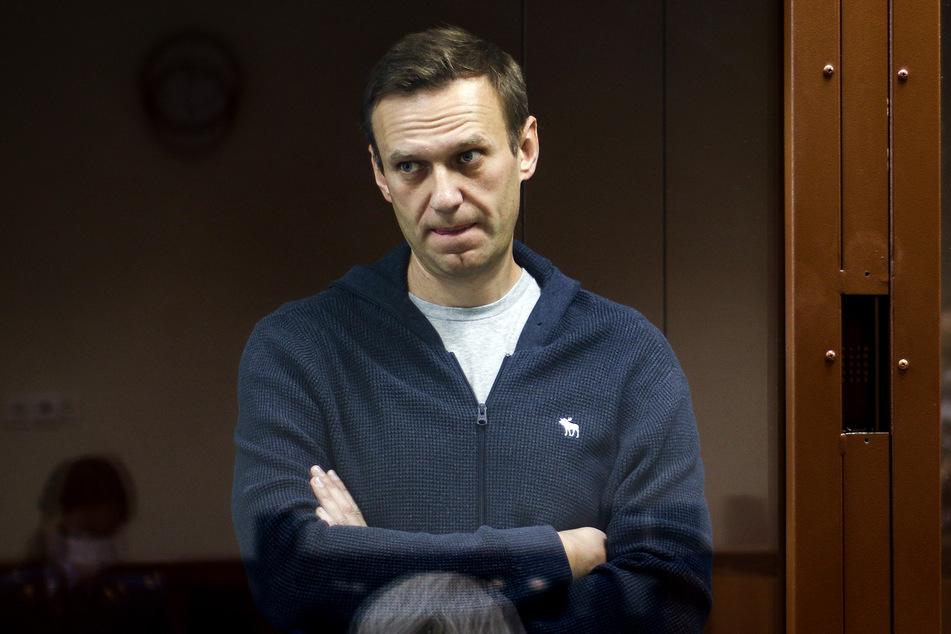 Der russische Oppositionspolitiker Alexej Nawalny (44) muss mehrere Jahre in Lagerhaft.