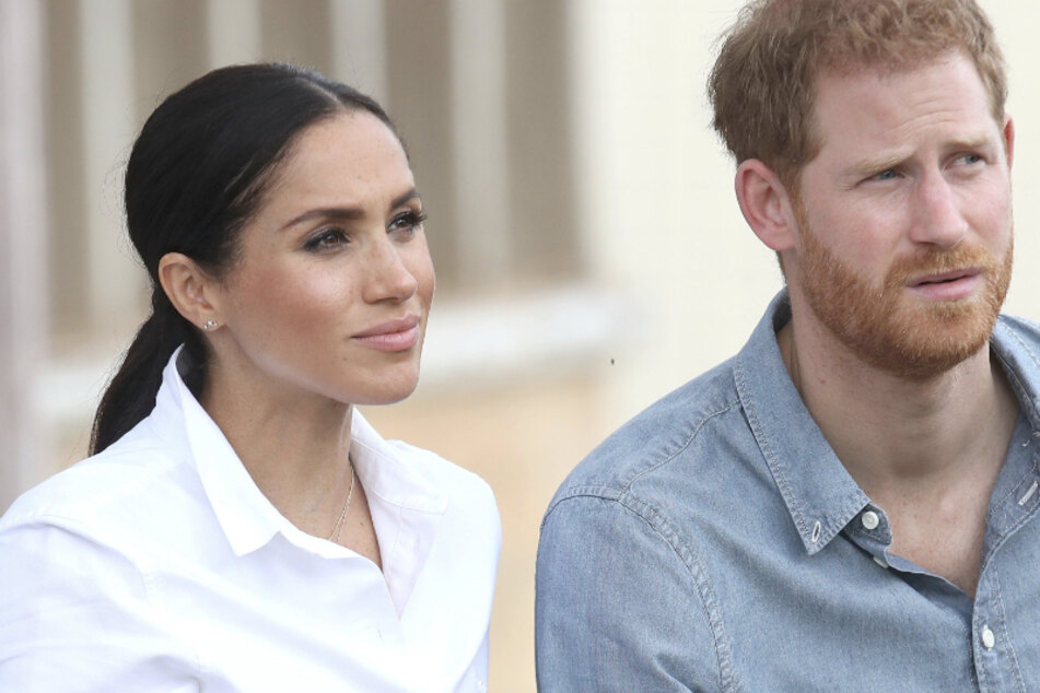 Haben keine Lust mehr auf Schlagzeilen: Herzogin Meghan (38) und Prinz Harry (35).