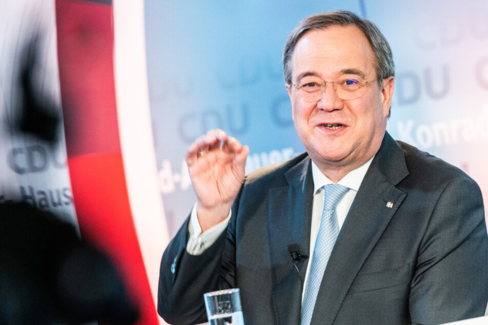 Laschet goes digital: Kampf um CDU-Vorsitz per Video-Marathon