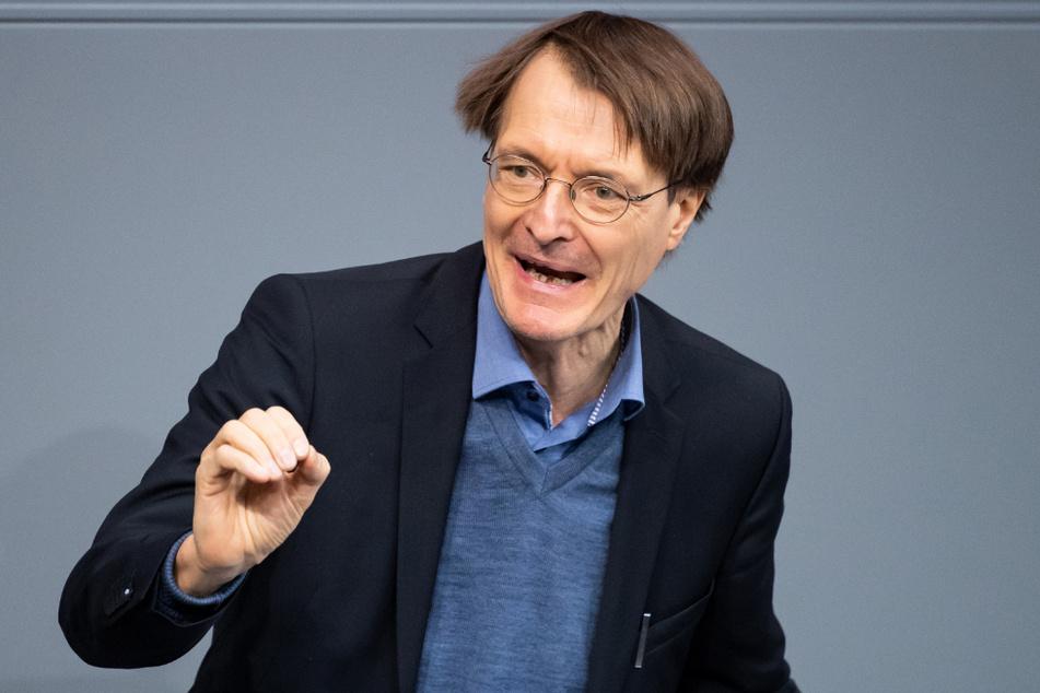 Karl Lauterbach (57, SPD) ist seit 2005 Mitglied des Deutschen Bundestages.