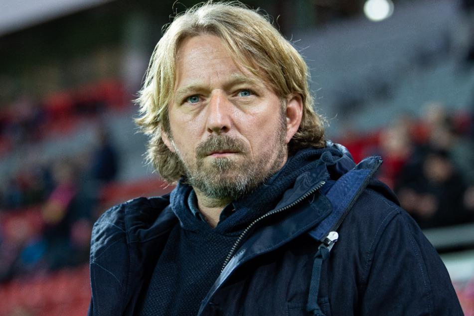 Sven Mislintat hat sein erstes VfB-Jahr hinter sich.