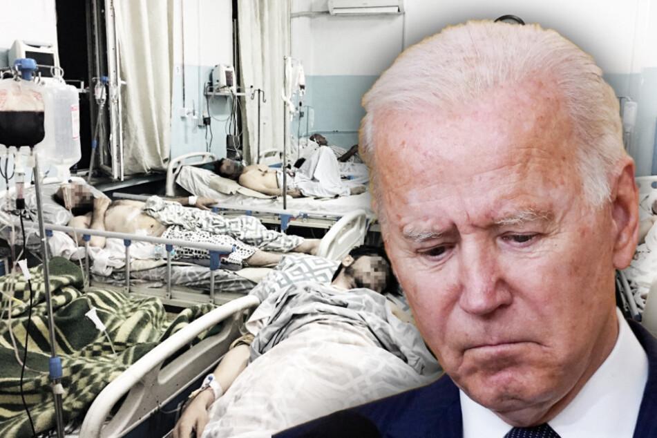 """Nach Anschlag in Kabul: US-Präsident Biden schwört Rache - """"Werdet dafür bezahlen!"""""""