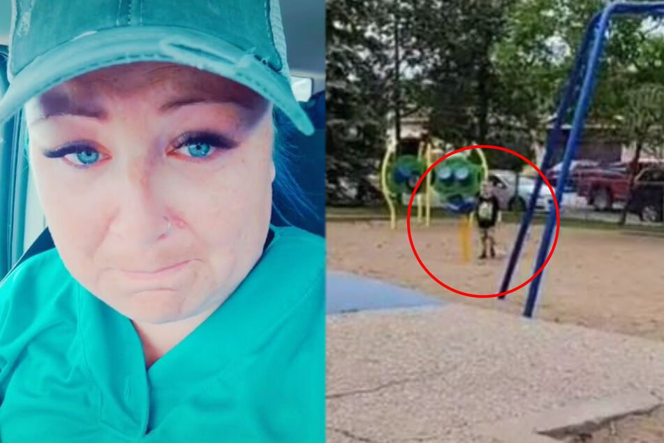 TikTok comes to the rescue of a little boy who celebrated his birthday alone