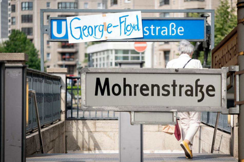 Nach Rassismus-Debatte: BVG benennt U-Bahnhof Mohrenstraße um