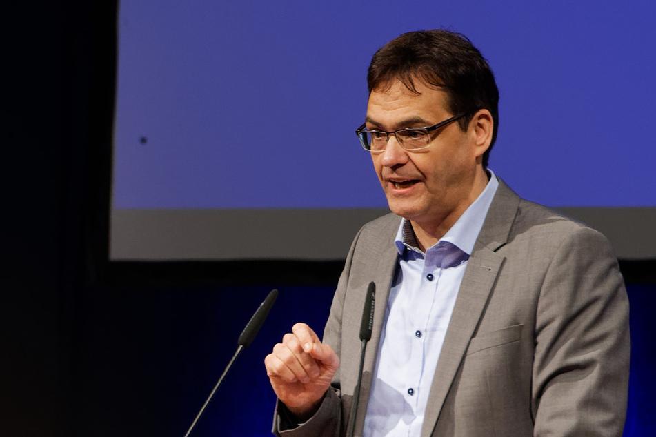 Peter Liese, gesundheitspolitische Sprecher der EVP-Fraktion im EU-Parlament.