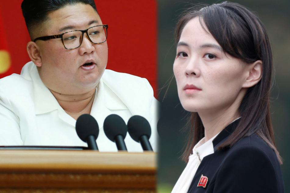 Kim Jong-un: Gibt der Diktator immer mehr Verantwortung an seine Schwester ab?