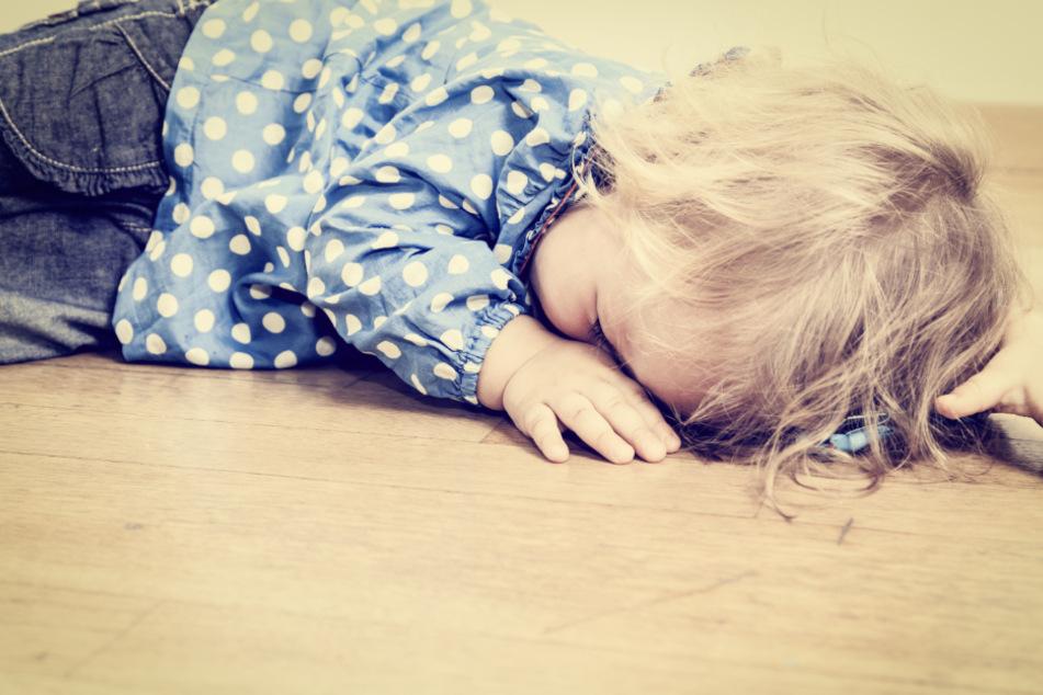 Das Kind weinte die ganze Zeit (Symbolfoto)
