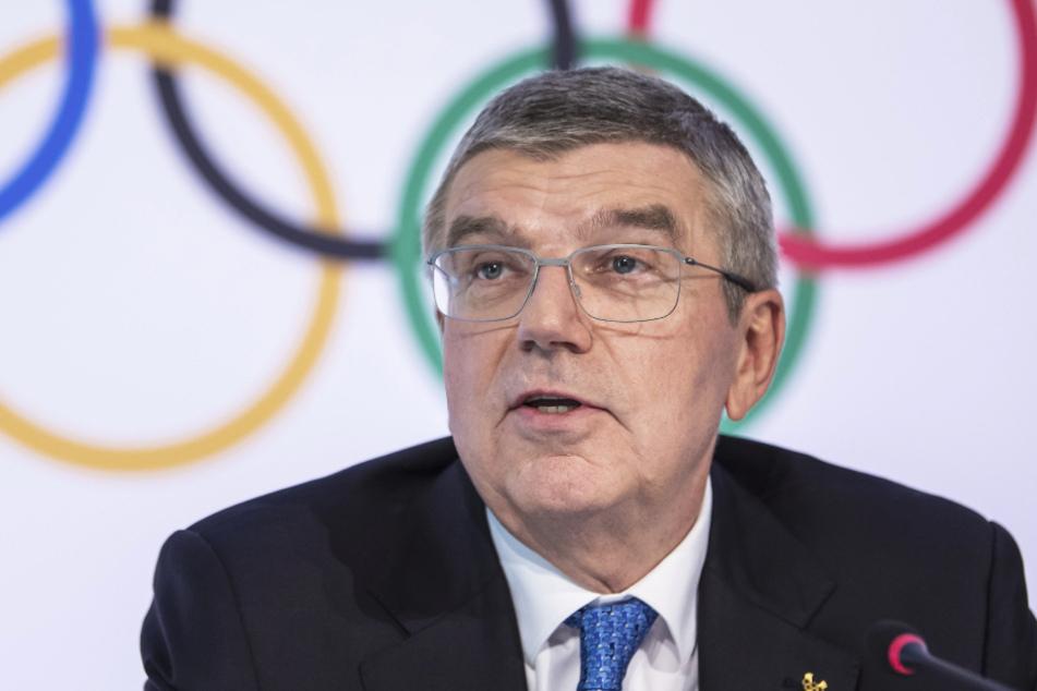 Thomas Bach, Präsident des Internationalen Olympischen Komitees.