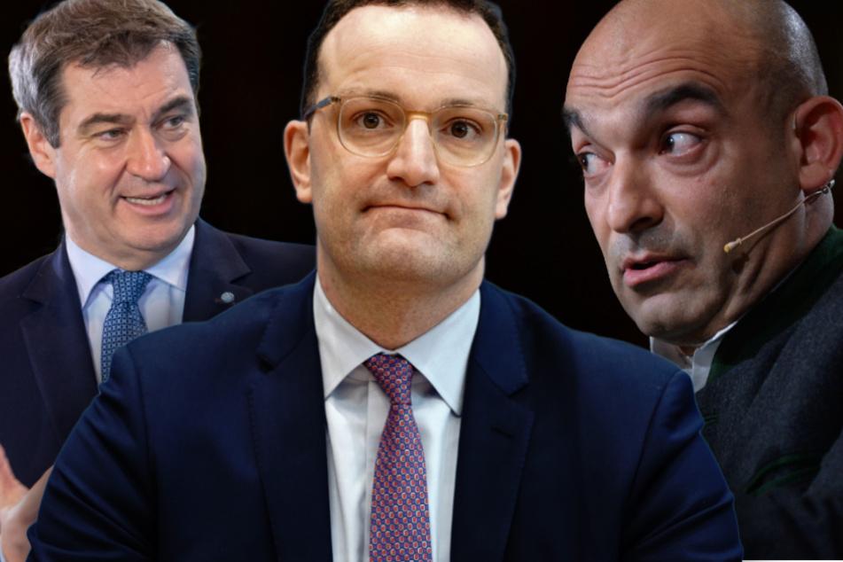 """Kabarettist Asül: Söder macht Spahn in Corona-Krise """"zu seinem Vize-Kanzler"""""""
