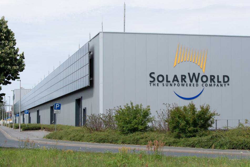 Neue Chance für ehemaliges Werk von Solarworld in Sachsen